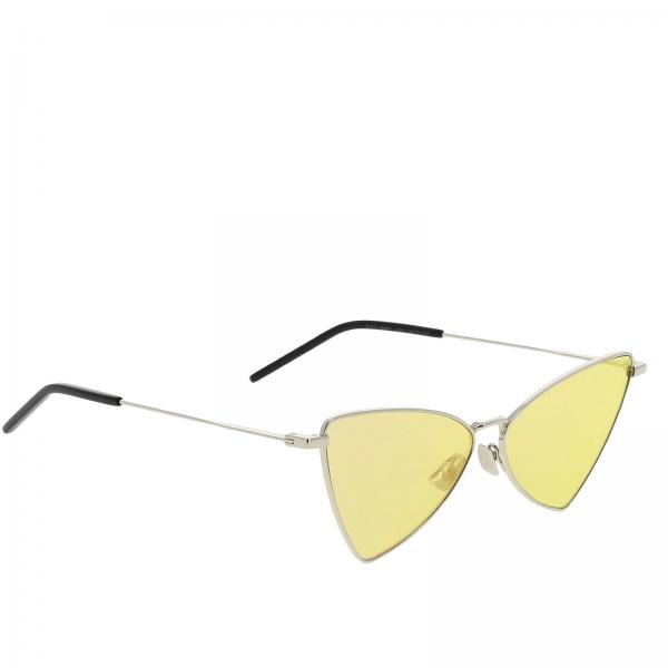 Sl303 gerry metal sunglasses by Saint Laurent