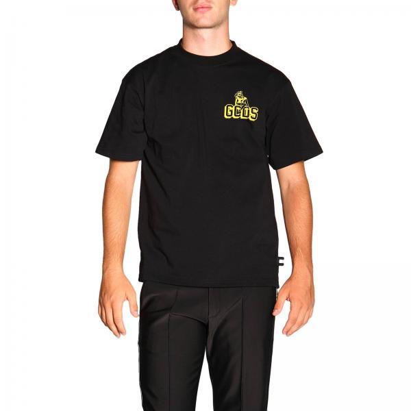 T-shirt GCDS a maniche corte con maxi stampa