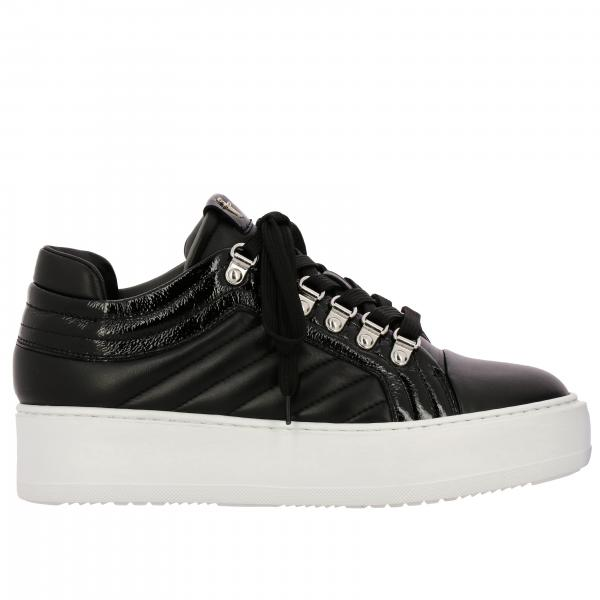 Sneakers Star Paciotti 4US in pelle