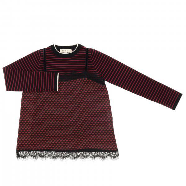 Sweater kids Twin Set