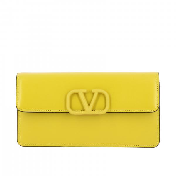 Valentino Garavani VLogo 真皮小号手袋