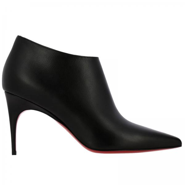 the latest 8dc8c 7534e Heeled ankle boots Christian Louboutin