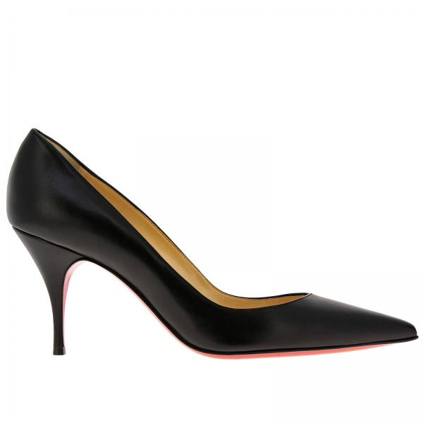 Décolleté Clare Christian Louboutin In Nappa by Christian Louboutin