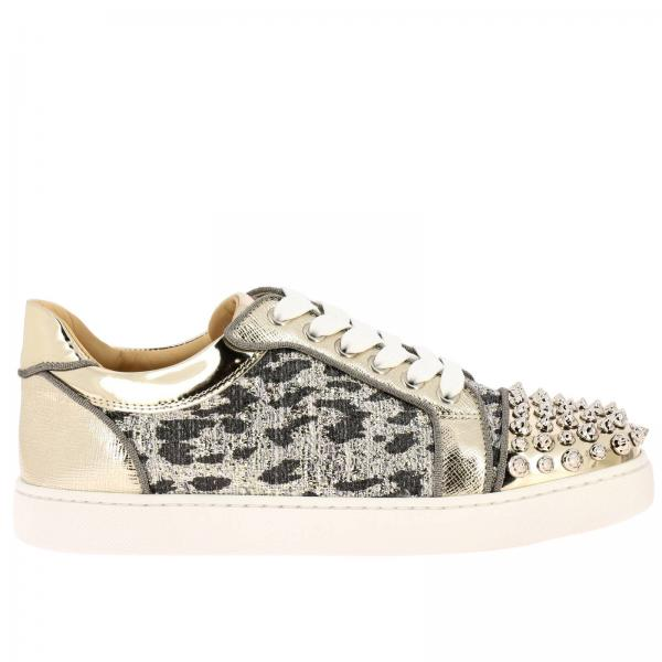 detailed look 495a0 8ba1d Women's Sneakers Christian Louboutin