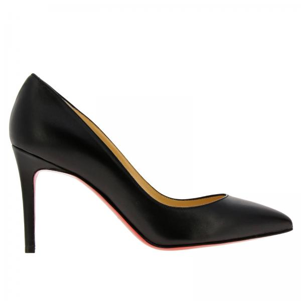 Décolleté Pigalle Christian Louboutin In Nappa Shiny by Christian Louboutin