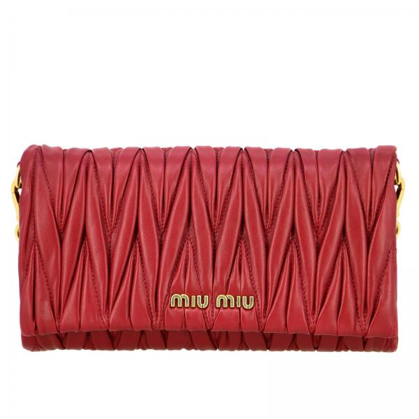 Mini sac à main Miu Miu 5BH080COM N88
