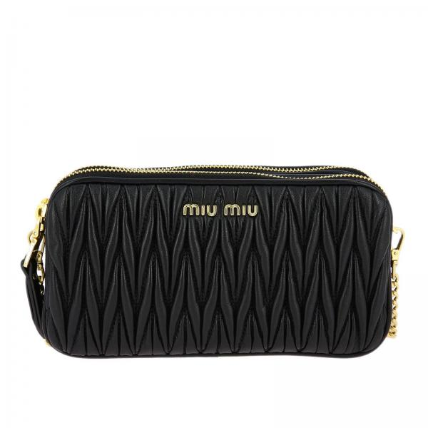 Mini sac à main Miu Miu 5DH009 N88