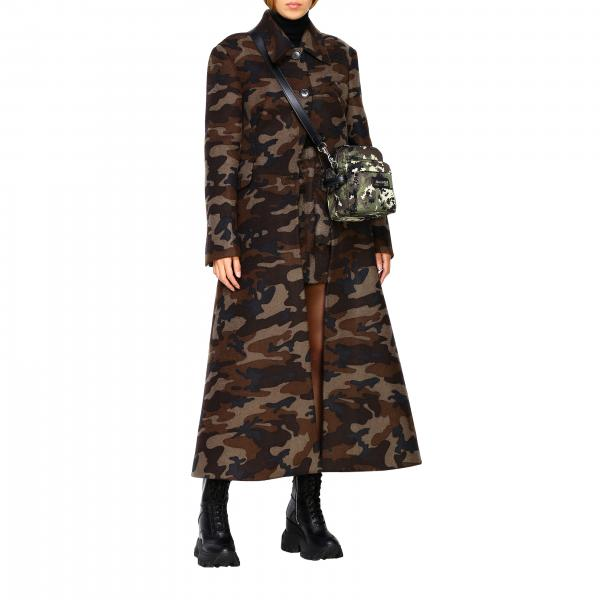 MilitareBorsa Camouflage Tracolla 5bh158ooo 2d4h Stampa Borse A Miu In Donna Tessuto b7gyY6vf