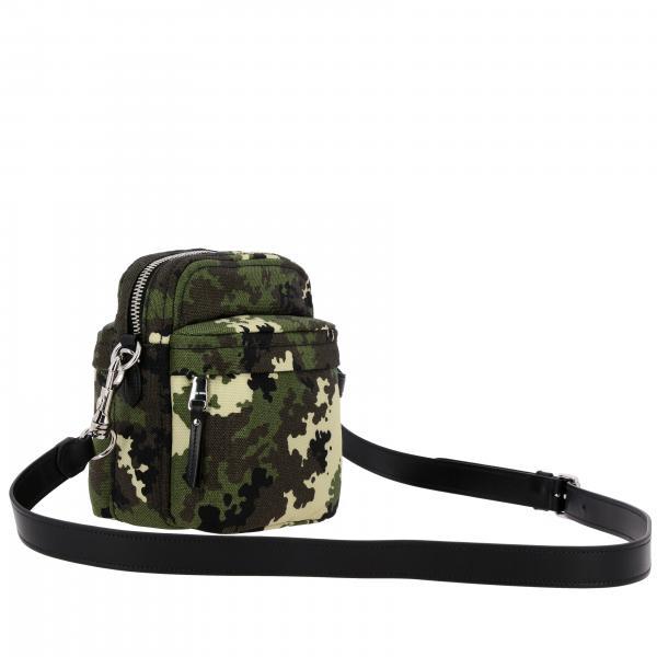A Borse Donna MilitareBorsa 2d4h In Miu Camouflage Tessuto Tracolla 5bh158ooo Stampa vIgbYf76ym