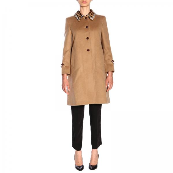 Cappotto Miu Miu MS1592 1TI1