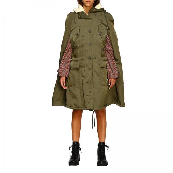 Coat women Miu Miu