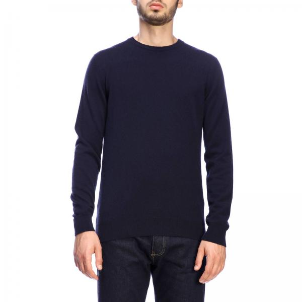 Jersey clásico de Giorgio Armani de cahsmere