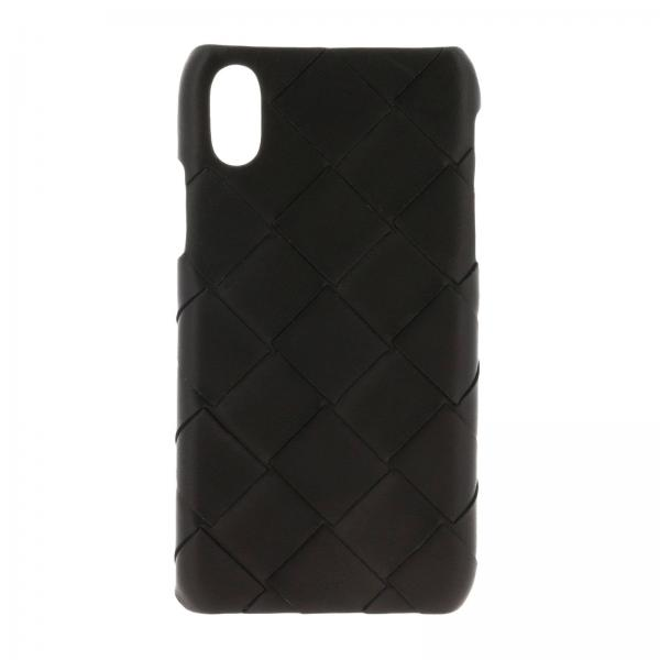 Bottega Veneta Iphone xs cover in woven leather