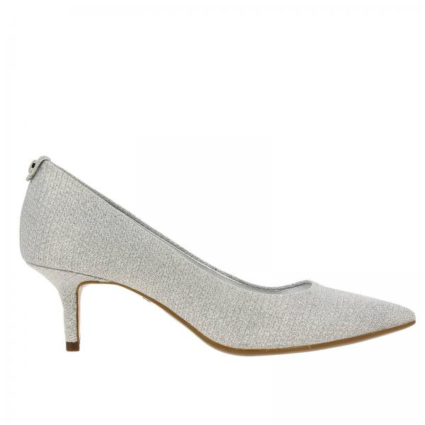 MK-Flex Michael Michael Kors kitten pumps in glitter fabric