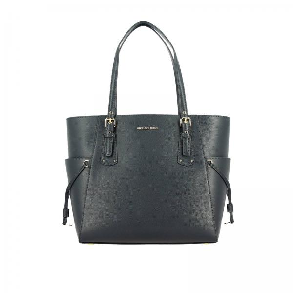 Сумка Voyager east west tote Michael Michael Kors из кожи