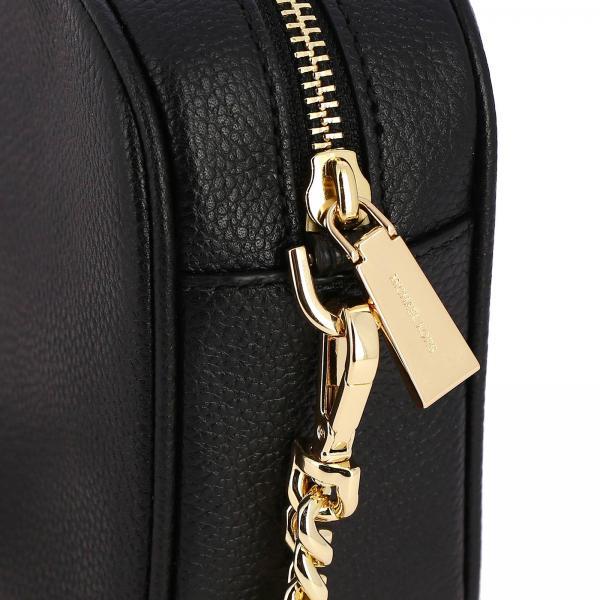 Logo KorsCrossbody Bag Martellata Borsa Pelle 32f7ggnm8l Donna Con Camera In Michael Mini MUGqzSVp
