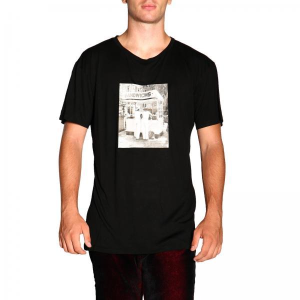 T-shirt N° 21 a maniche corte con stampa