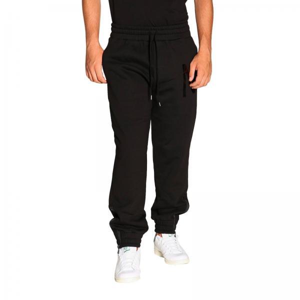 Pantalone N°21 in stile jogging