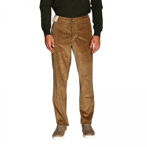 Trousers men Siviglia White