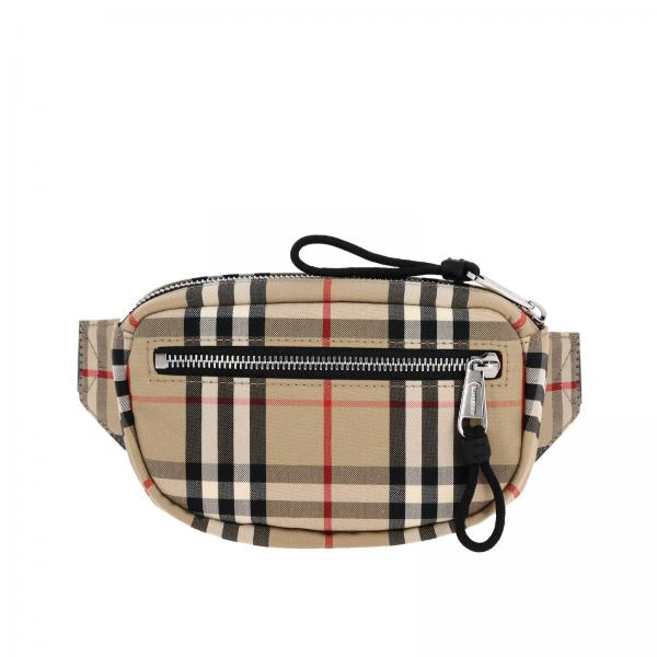 Bags men Burberry