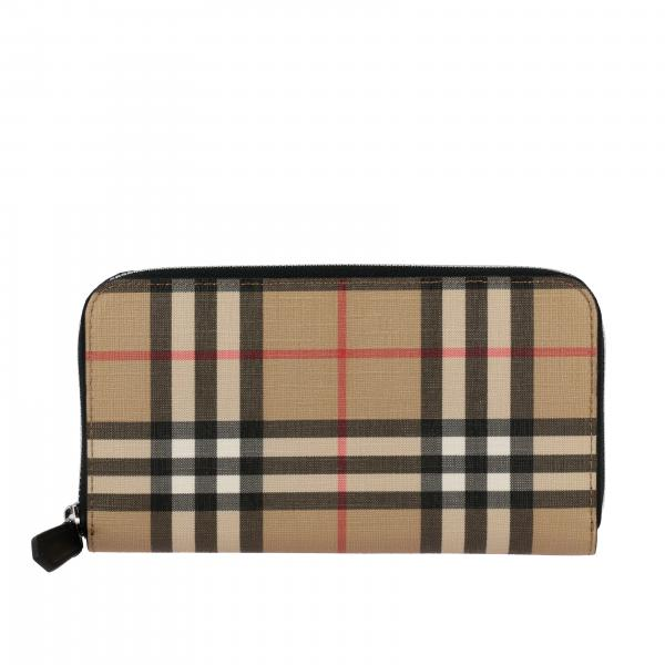 Portefeuille homme Burberry