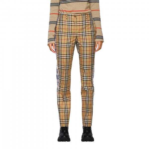Trousers Burberry 8016903