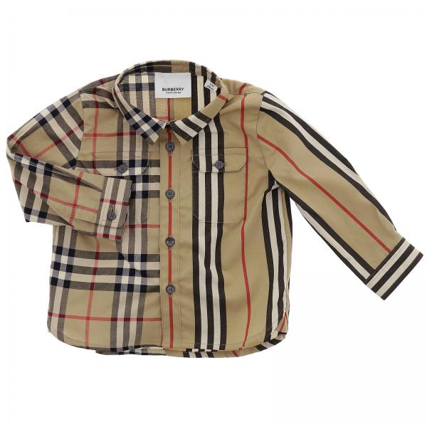 Camicia Burberry Infant 8014109 103765