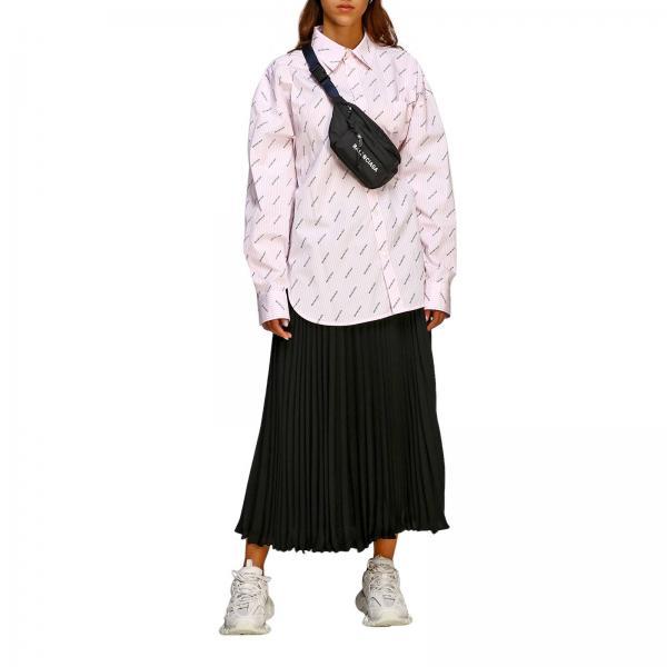 BalenciagaWheel Nylon Hpg1x Donna Con Marsupio 569978 In Logo 0N8nPwXOk