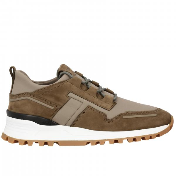 Sneakers Tod's in nabuk e neoprene