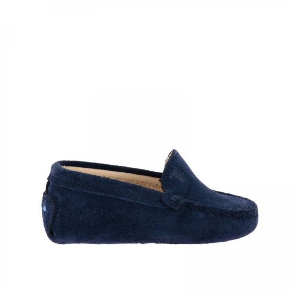 Tod's gommini loafers in suede