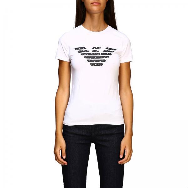 womens-t-shirt-emporio-armani by emporio-armani