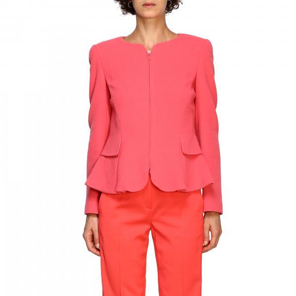Jacket blazer women emporio armani Emporio Armani - Giglio.com