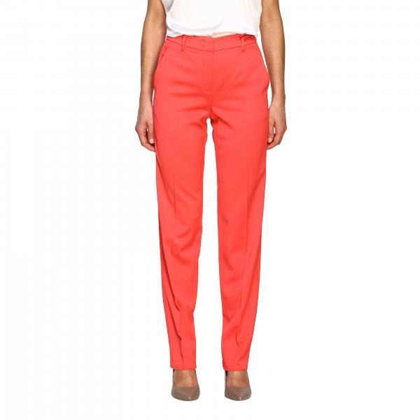Trousers emporio armani slim stretch pants with america pockets Emporio Armani - Giglio.com