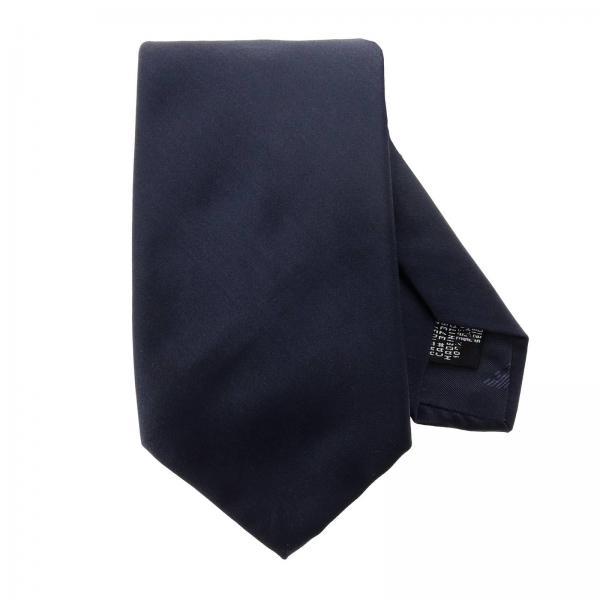 Corbata de seda Emporio Armani 7.5 cm