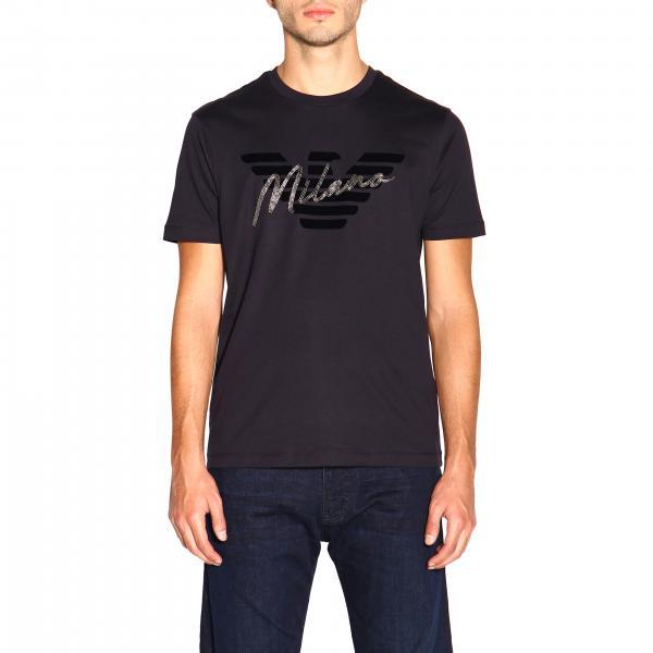 T-shirts Emporio Armani à manches courtes avec logo