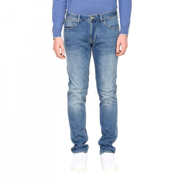 Jeans Emporio Armani slim fit stretch used 10,5 once