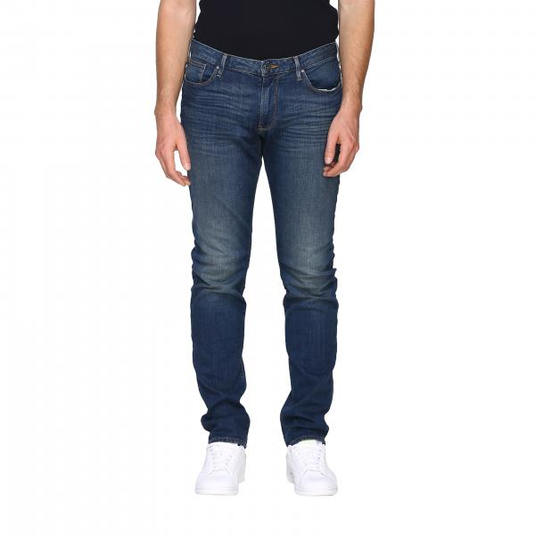 Jeans Emporio Armani slim fit stretch used 11 once