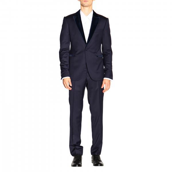 Классический костюм Мужское Emporio Armani