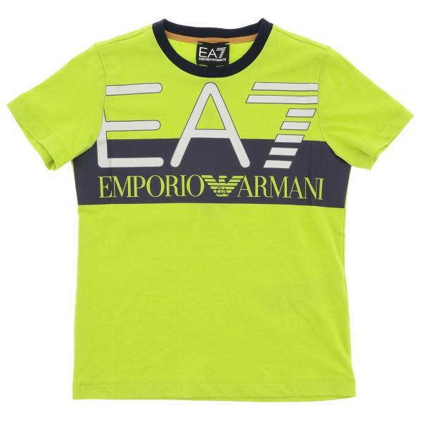 T-shirt EA7 a maniche corte con logo