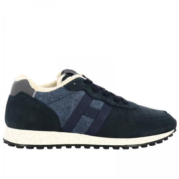 Sneakers 383 Hogan sneakers in leather and wool