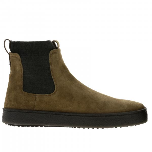 Chelsea Hogan 476 Casual suede Sneakers with wool sock