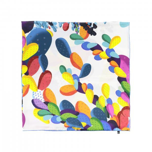 Primavera seta stampata 138x138