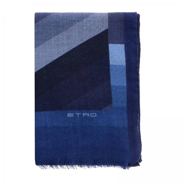 Etro scarf with paisley pattern