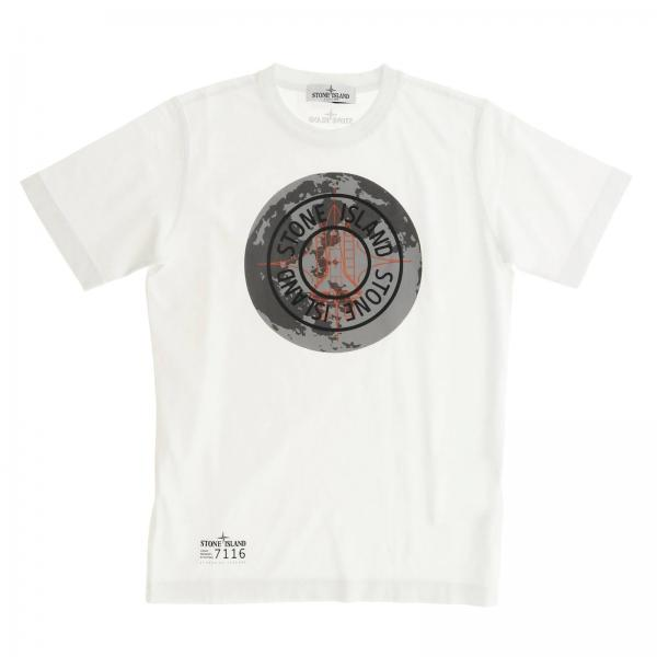 T-shirt Stone Island Junior 21052