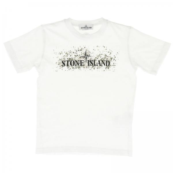 T-shirt Stone Island Junior 21056