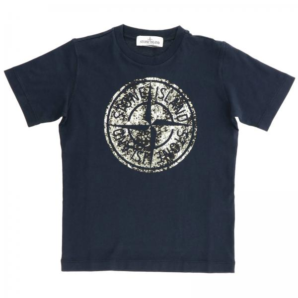 T-shirt Stone Island Junior 21057