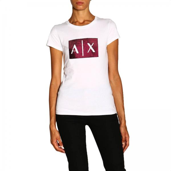 T-Shirt Armani Exchange 8NYTDL YJ73Z