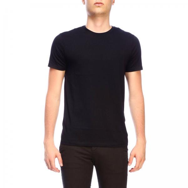 T-shirt basic à manches courtes Armani Exchange