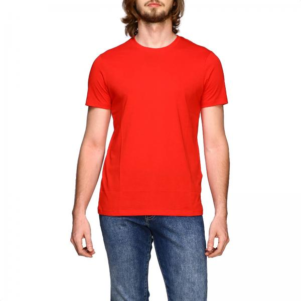 T-shirt basic à manches courtes Armani Exchange