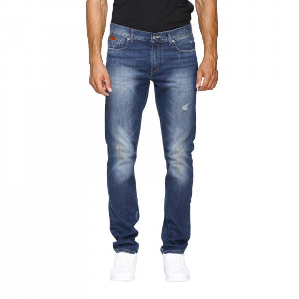 Armani Exchange Jeans aus Stretch-Denim